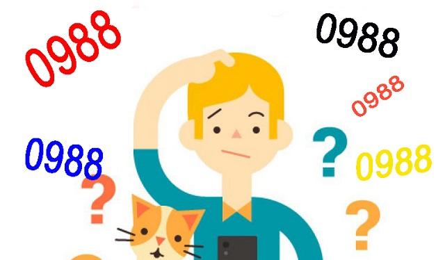 Góc hỏi: 0988 là mạng gì? Đầu số 0988 có gì đặc biệt?