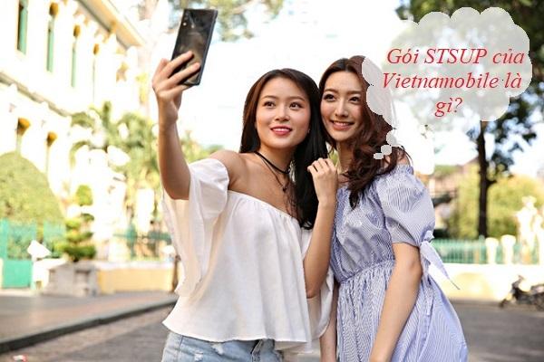 Giới thiệu về gói cước STSUP của Vietnamobile
